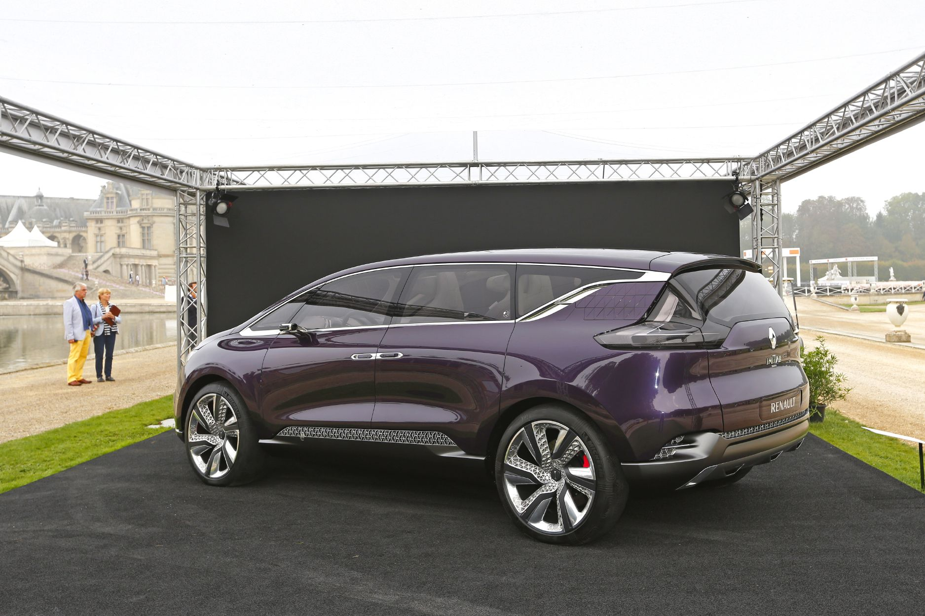The Initialeparis Concept Car Has Been Exhibited Recently At The