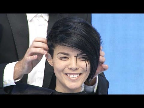 Aveda Pixie Undercut Hairstyle Technique By Ricardo Dinis - Undercut hairstyles youtube