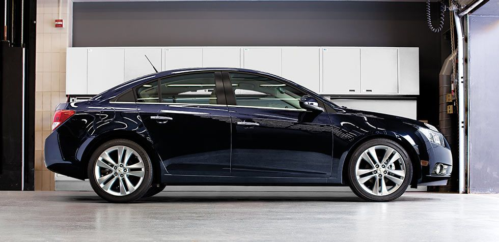 2014 Cruze Compact Car Cruze Turbo Diesel Chevrolet Chevy