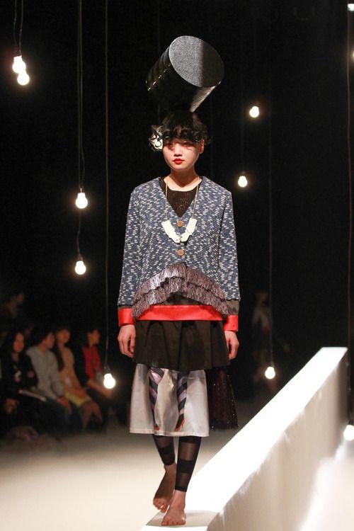 [No.16/19] melantrick hemlighet 2013~14秋冬コレクション   Fashionsnap.com