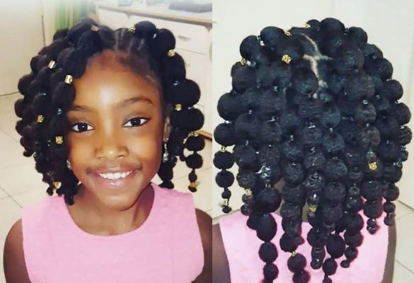 Hairstyles For Black Little Girls Natural Hairstyles And Black Hair Care  Hairstyles Black Hair