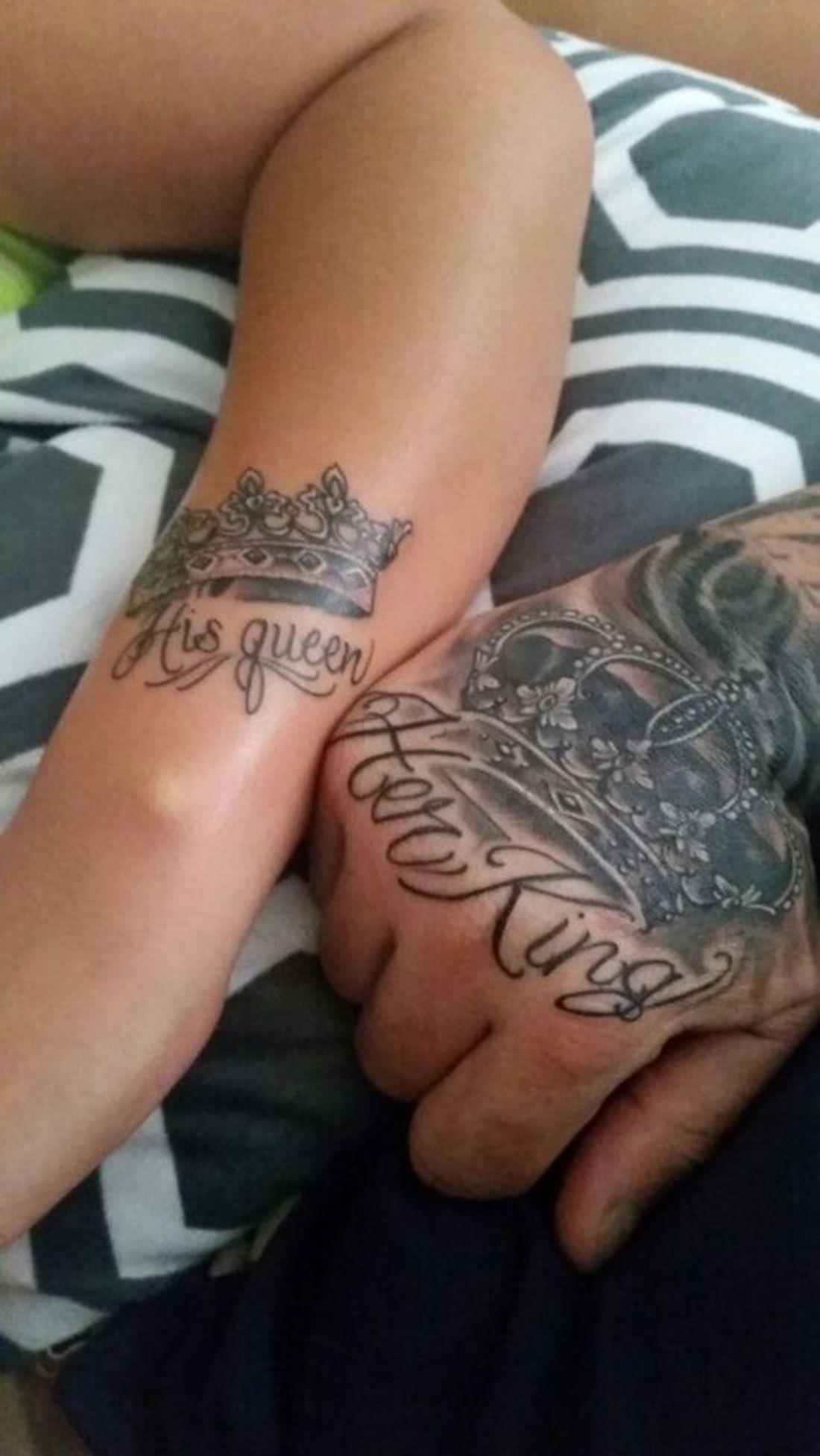 1001 Ideas Y Consejos De Tatuajes Para Parejas Tatuajes Que