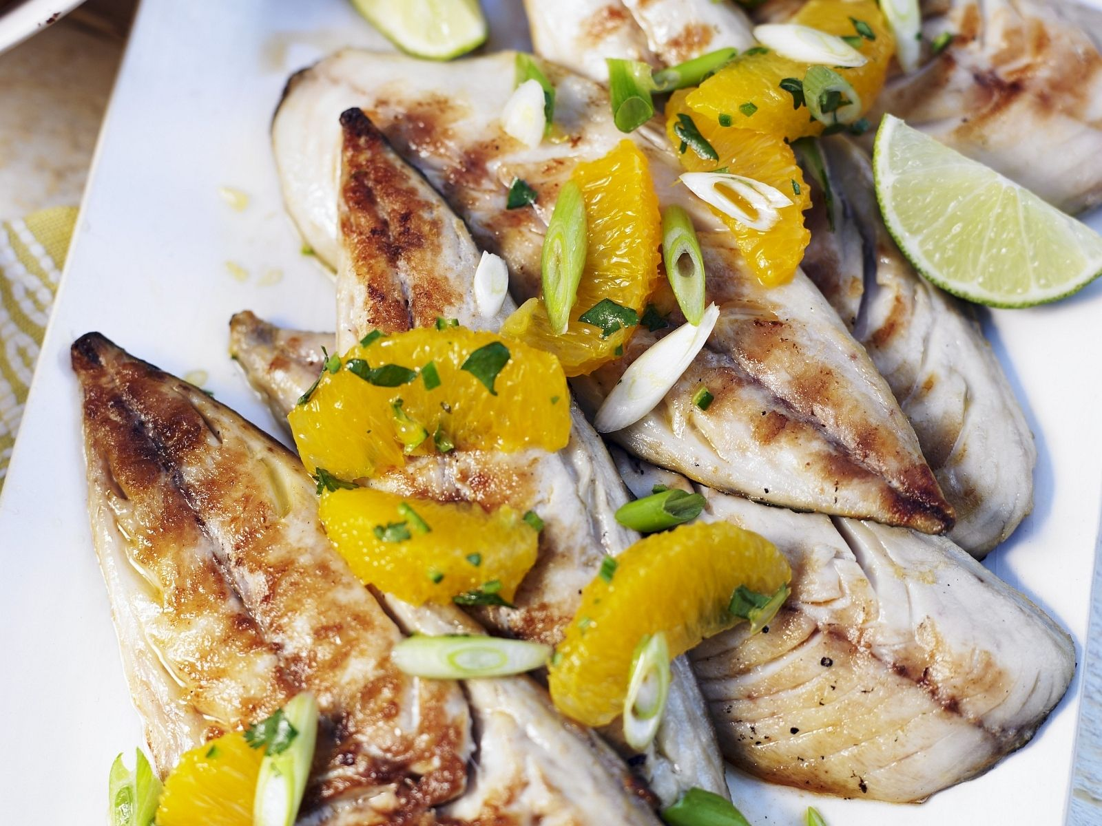 makrele filetieren