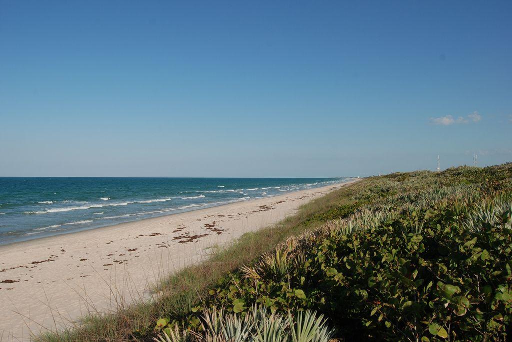 Playalinda Beach Canaveral National Seas