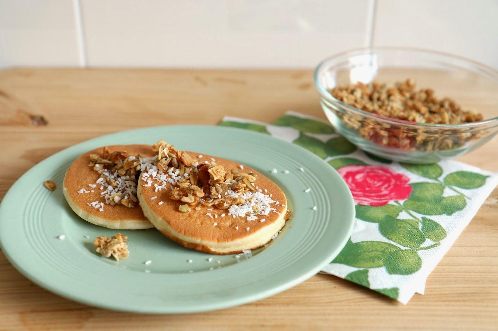 ***Sprinkle Of Glitter*** || Beauty | Baby | Lifestyle | UK: Popping Pancakes?