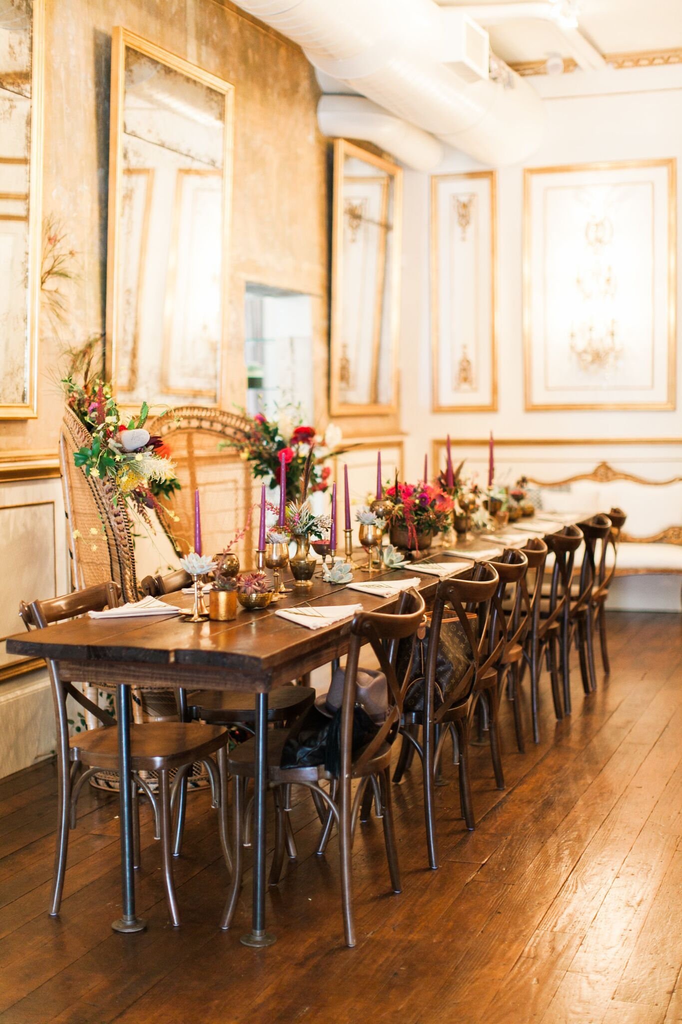 Furnishing Rentals For Weddings And Events In Texas - Birch