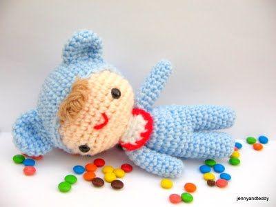 Baby Love Free Amigurumi Crochet Pattern Crochet Toys And Kids