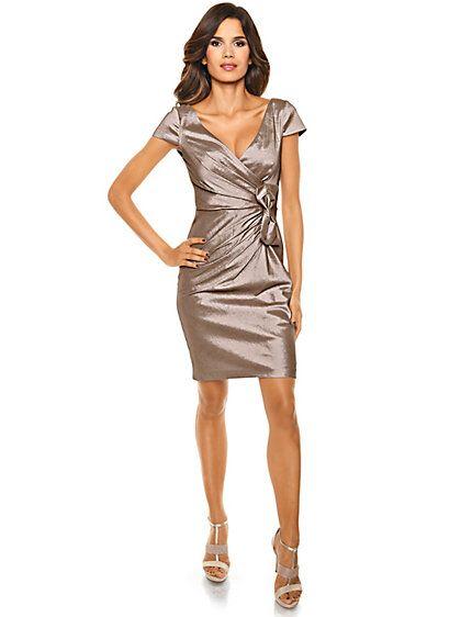 Ashley Brooke Event - Cocktailkleid taupe im Heine Online-Shop ...