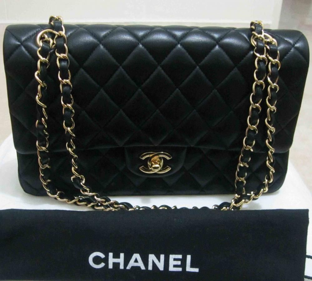 Authentic Chanel Handbags For