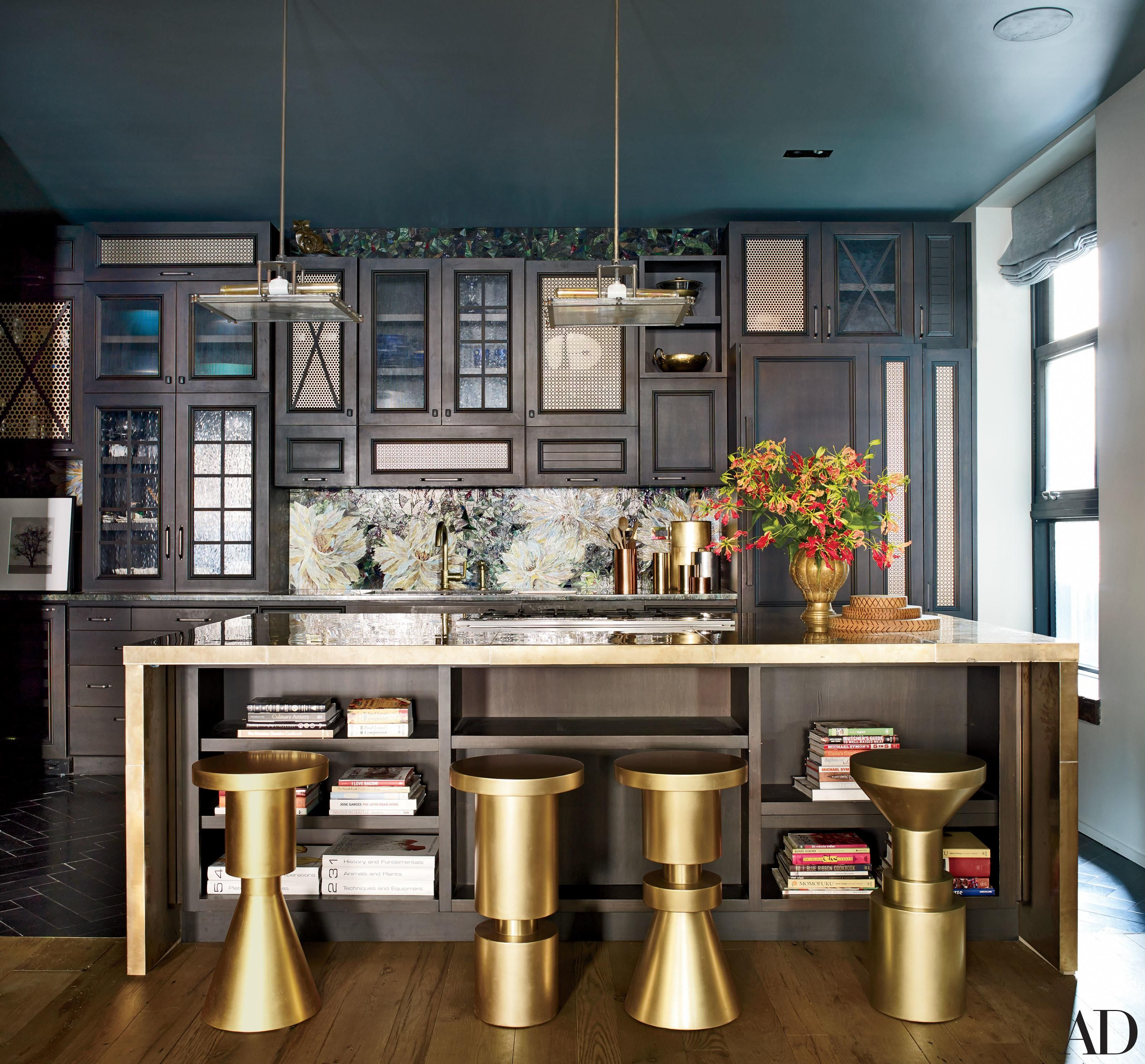 29 Celebrity Kitchens with Incredible Style | Pinterest