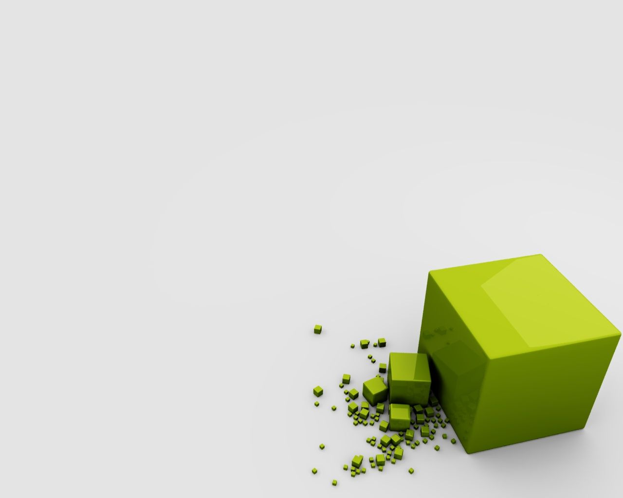 lime cubes