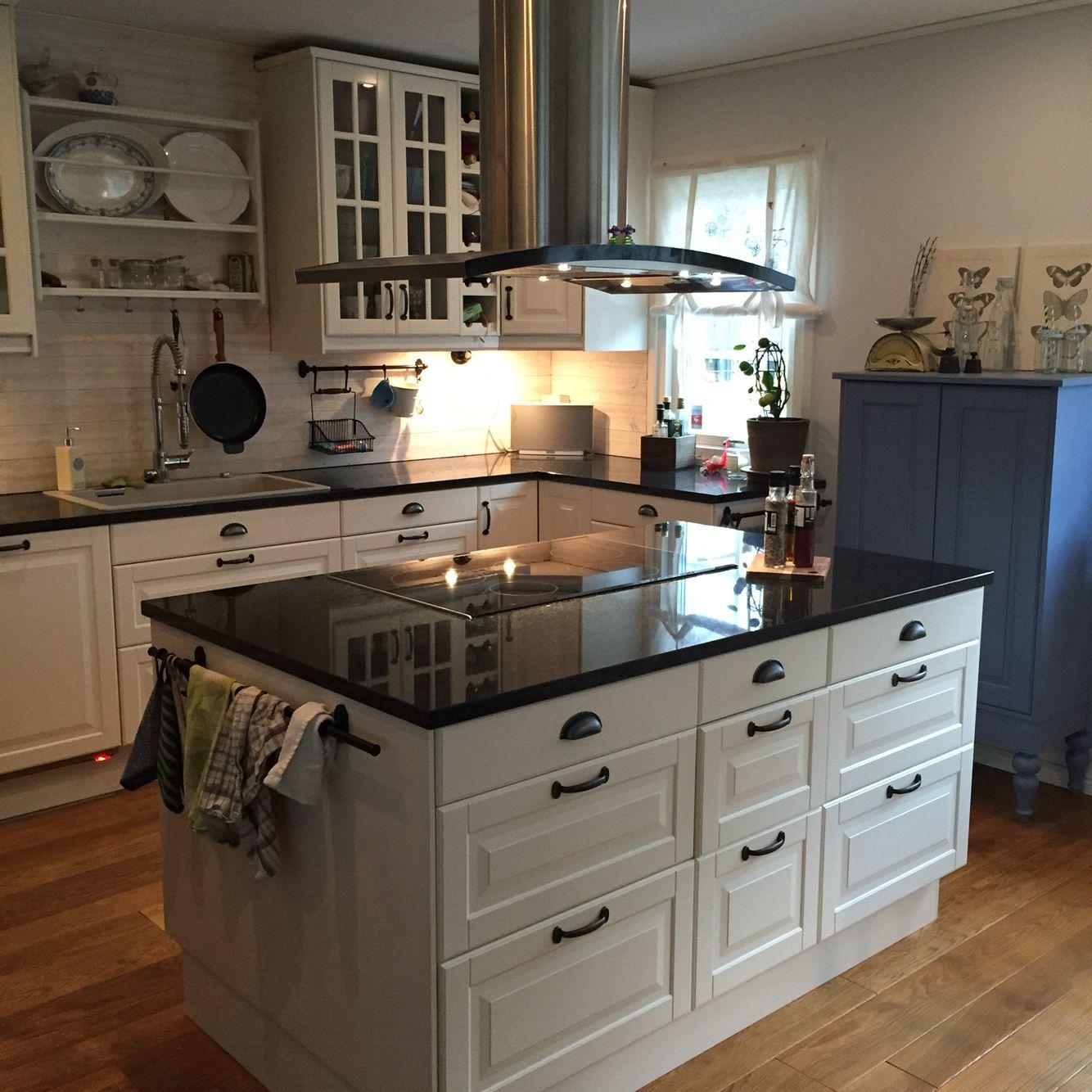 Vinkelhus med öppen planlösning för kök/vardagsrum   Älvsbyhus ...