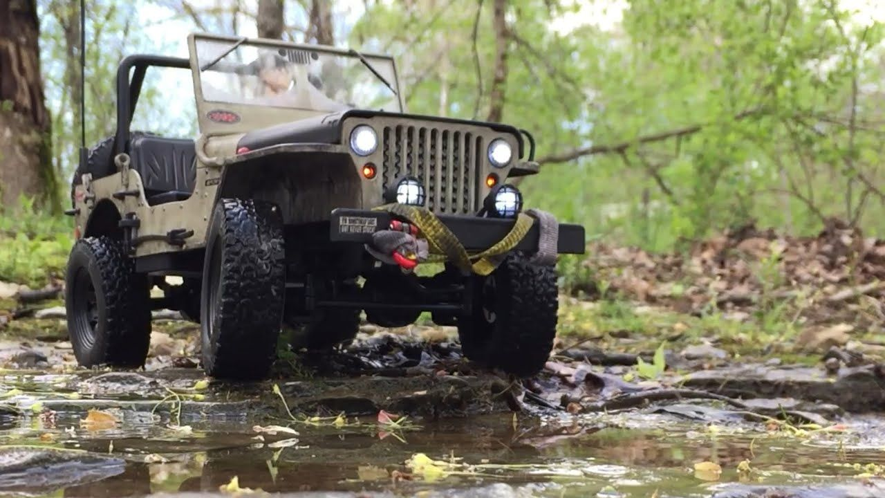 Jjrc Q65 Willys Jeep 3 First Run Willys Jeep Willys Jeep