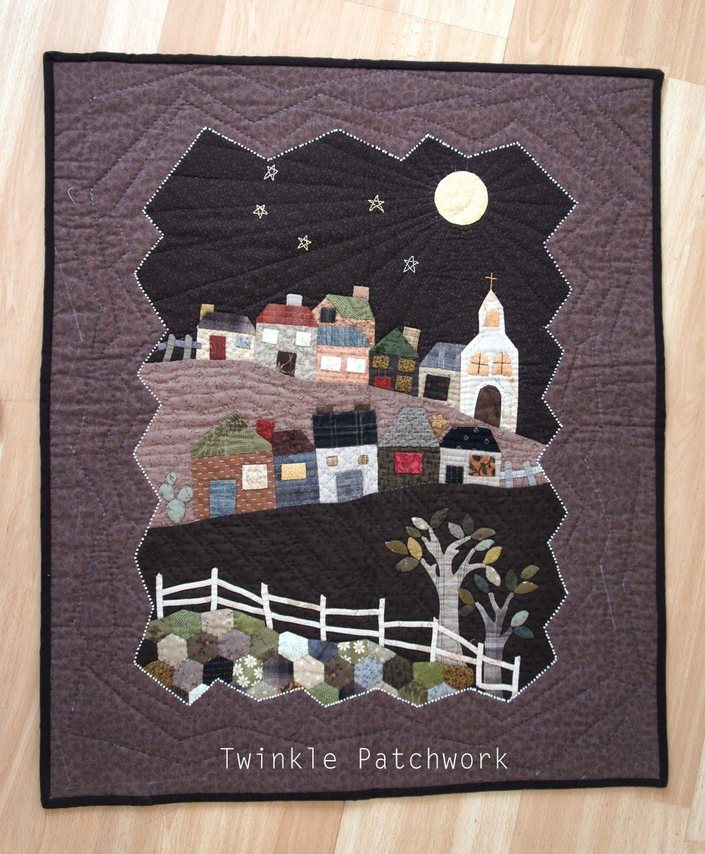 TWINKLE PATCHWORK … | Pinteres…