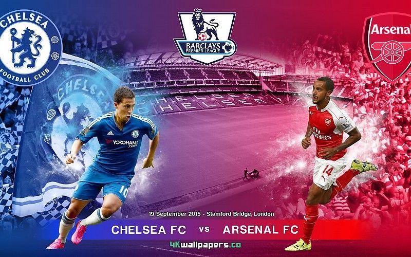 Chelsea v Arsenal 2015 Barclays Premier League Wallpapers ...