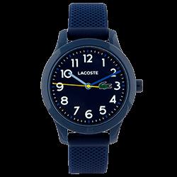 37eca02be Relógio Lacoste Infantil Borracha Azul - 2030002 | Moda | Relogio ...