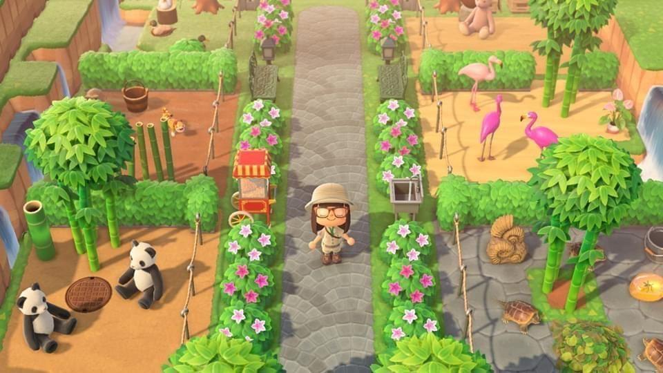 8 nejlepších terraformace nápady pro Váš Animal Crossing ...