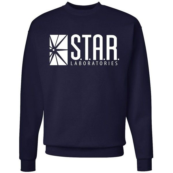 Superior Apparel Star Labs Adult Crewneck Sweatshirt