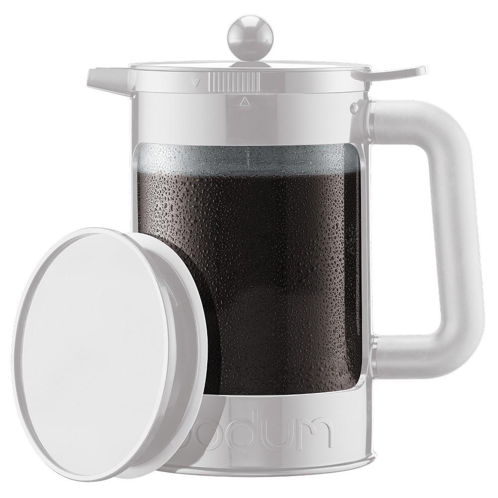 Bodum Bean Cold Brew Coffee Maker 12 Cup / 51oz White