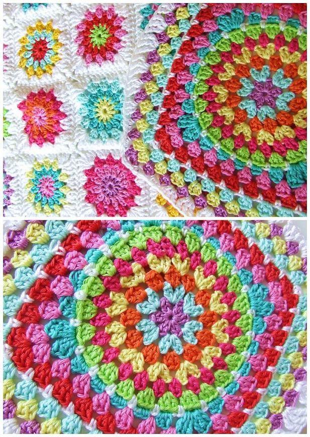 Petite Fee Zomerkleuren Knitting Pinterest Kussens Haken