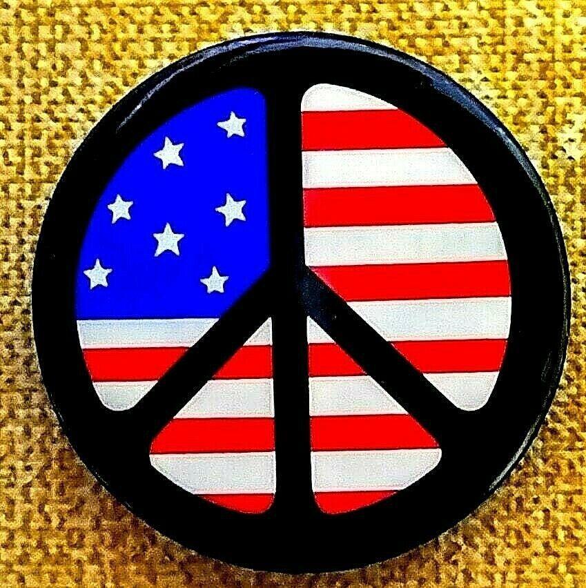 Peace Flag Peace Symbol Over The American Flag 1965 Design U S Peace Flag In 2020 Peace Flag Peace Sign American Flag Peace Symbol