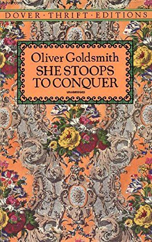 She Stoops to Conquer DOVER PUBN INC