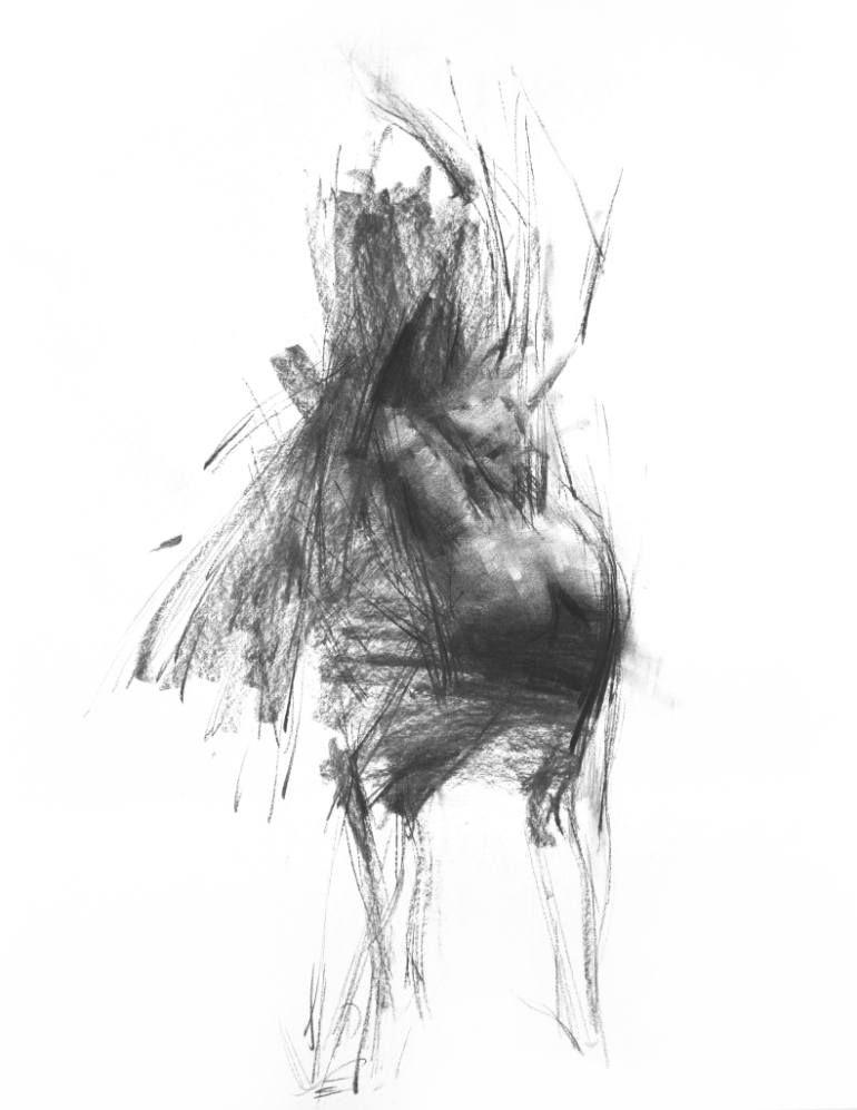 Allegro no.71 (Spiccato) Drawing by Zin Lim | Zin Lim | Pinterest