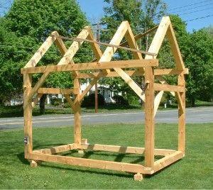 Timber Frame Shed Design Shed Plans Package Shed Design Shed Frame Wooden Sheds
