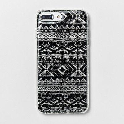 Heyday Apple Iphone 8 Plus 7 Plus 6s Plus 6 Plus Printed Case Black Black Global Apple Iphone Iphone 8 Plus Iphone 8