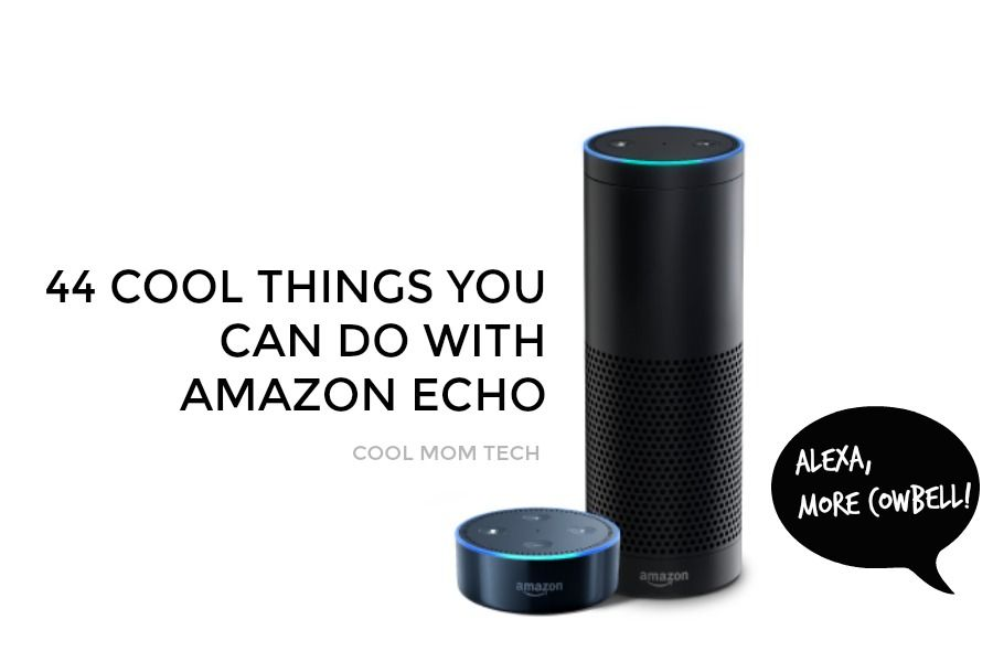 44 Cool Things You Can Do With The Amazon Echo From Productive