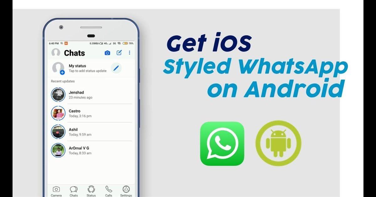 Whatsapp Mod Iphone X Apk 2018 di 2020 (Dengan gambar)
