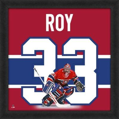 pretty nice 57a96 a31d0 Patrick Roy Montreal Canadiens Players Uniframe | Hockey ...