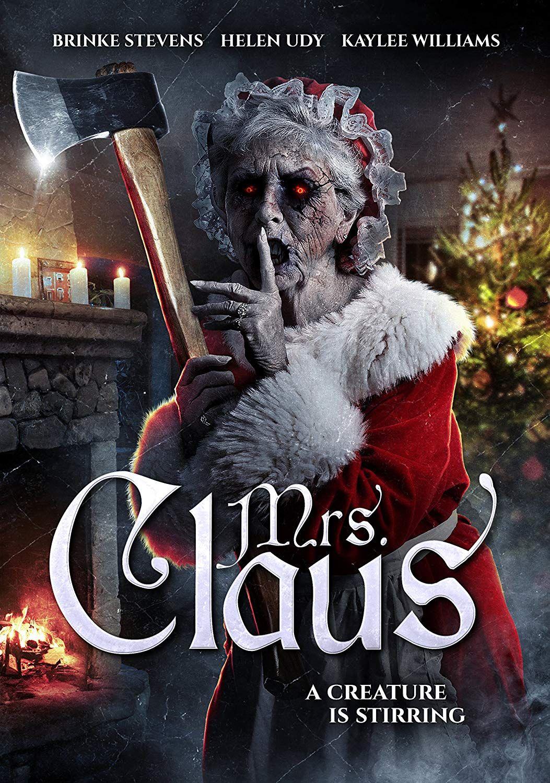 MRS. CLAUS DVD (WILD EYE RELEASING) Christmas horror