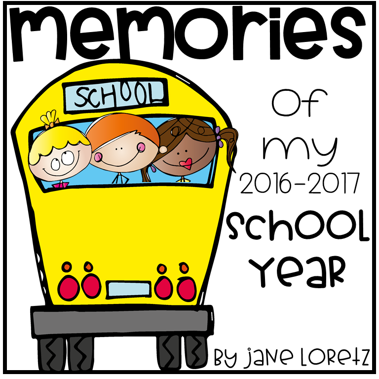 Memories Of My School Year On The Pond Clipart I School School Year Memory Journal