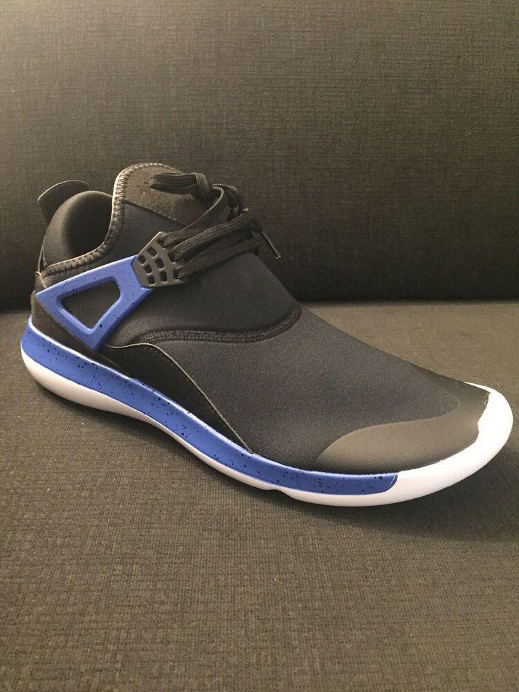 watch dcf96 16ec2 Details about New Men s Size 10.5 Nike Air Jordan Fly 89 Black Blue White 940267  006 Retro NEW   Air Jordan Shoes   Air jordans, Nike air jordans, Jordans
