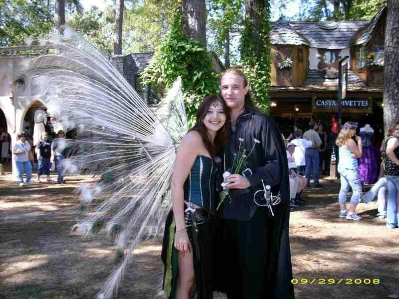 Great fairy wings