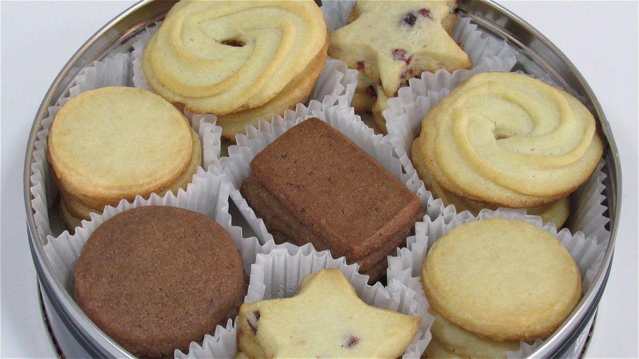 بكوبين طحين سويت علبه بسكوت الزبده بالوصفه الاصليه وطعم أطيب من الجاهز Food Breakfast Muffin