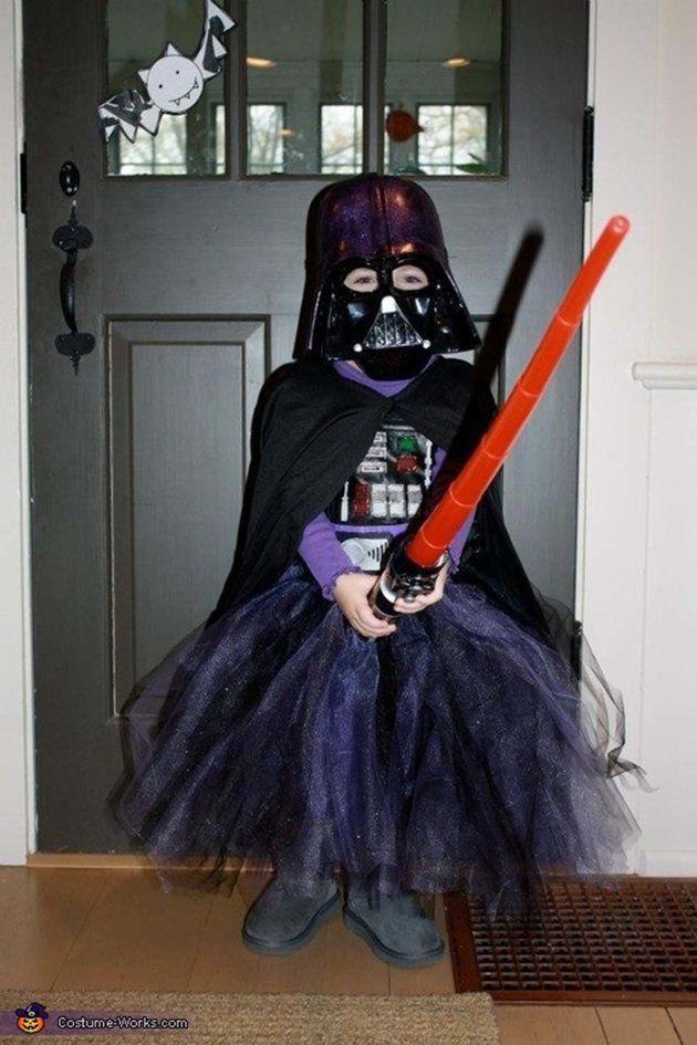 57 Fierce Halloween Costumes For Girls Who Rock Try out this scary - scary homemade halloween costume ideas