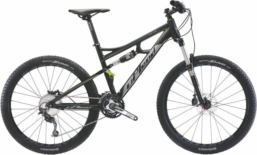 Upland Dual Suspension Mountain Bike Fate 27 5 Http Www