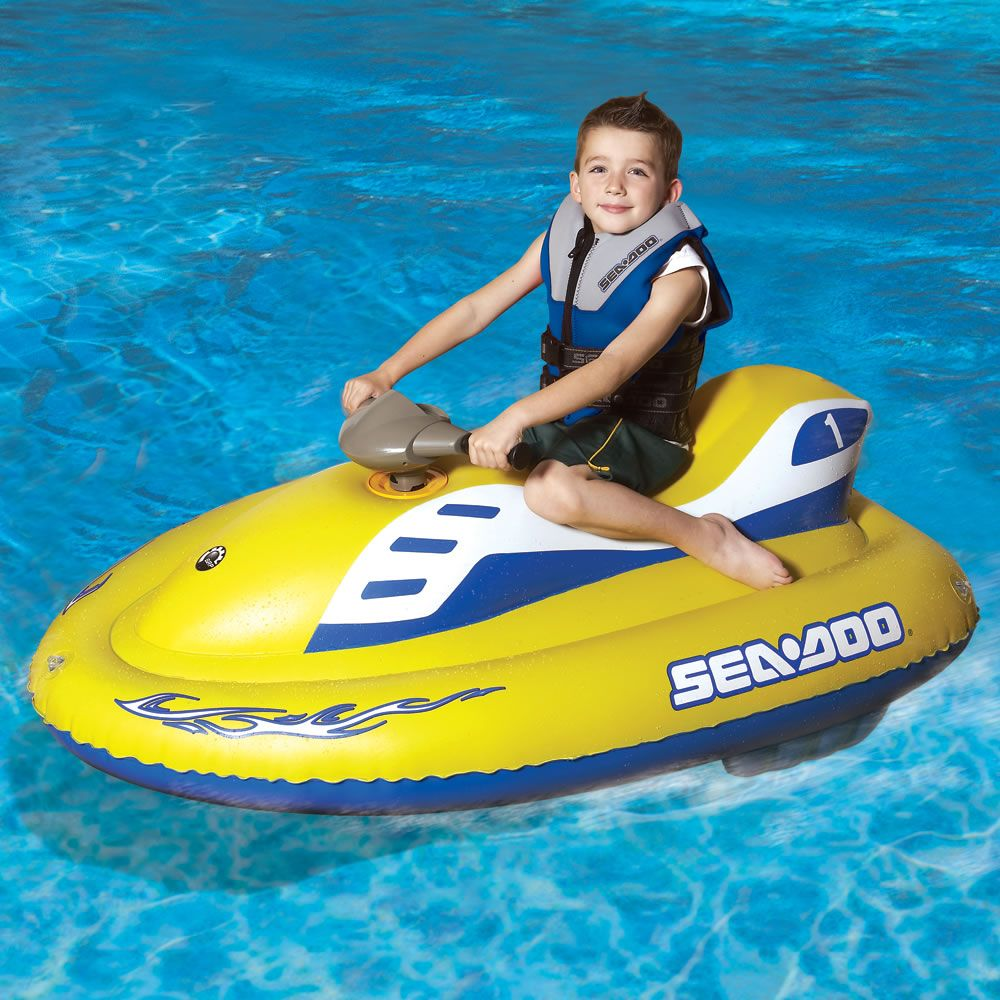 The Children's Inflatable Sea-Doo | Products I Love in 2019