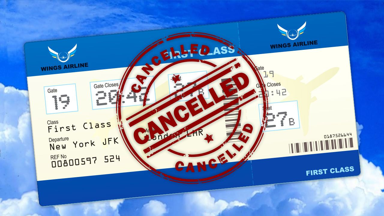 What Should I Do When My Flight Gets Cancelled