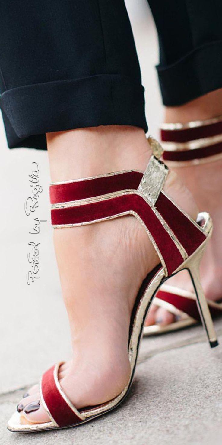 Absolutely Audrey - Decoración de zapatos mujer transparente Crystal pB8GeMtXT