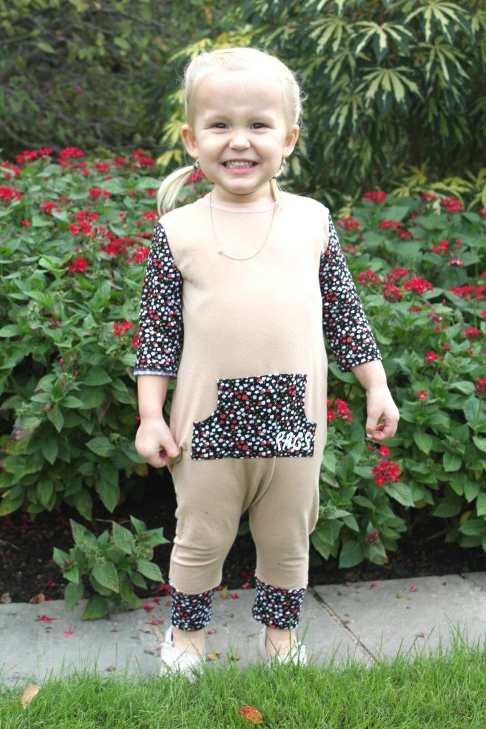 Baby/Toddler Style: Rompers