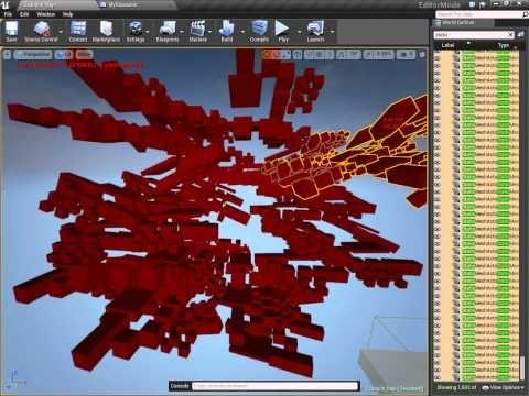 Ue4 Instance Static Mesh Editor Feature Static Game Development Editor