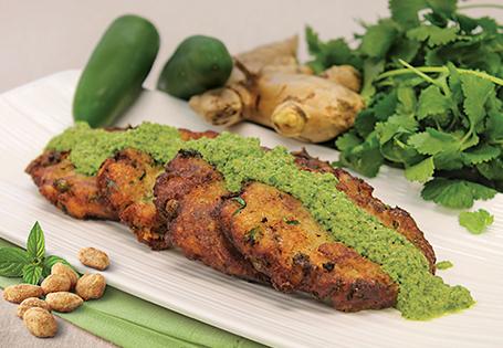 aloo tikki with coriander chutney aldi us cooking recipes veggie dishes recipes on hebbar s kitchen recipes aloo tikki id=48849