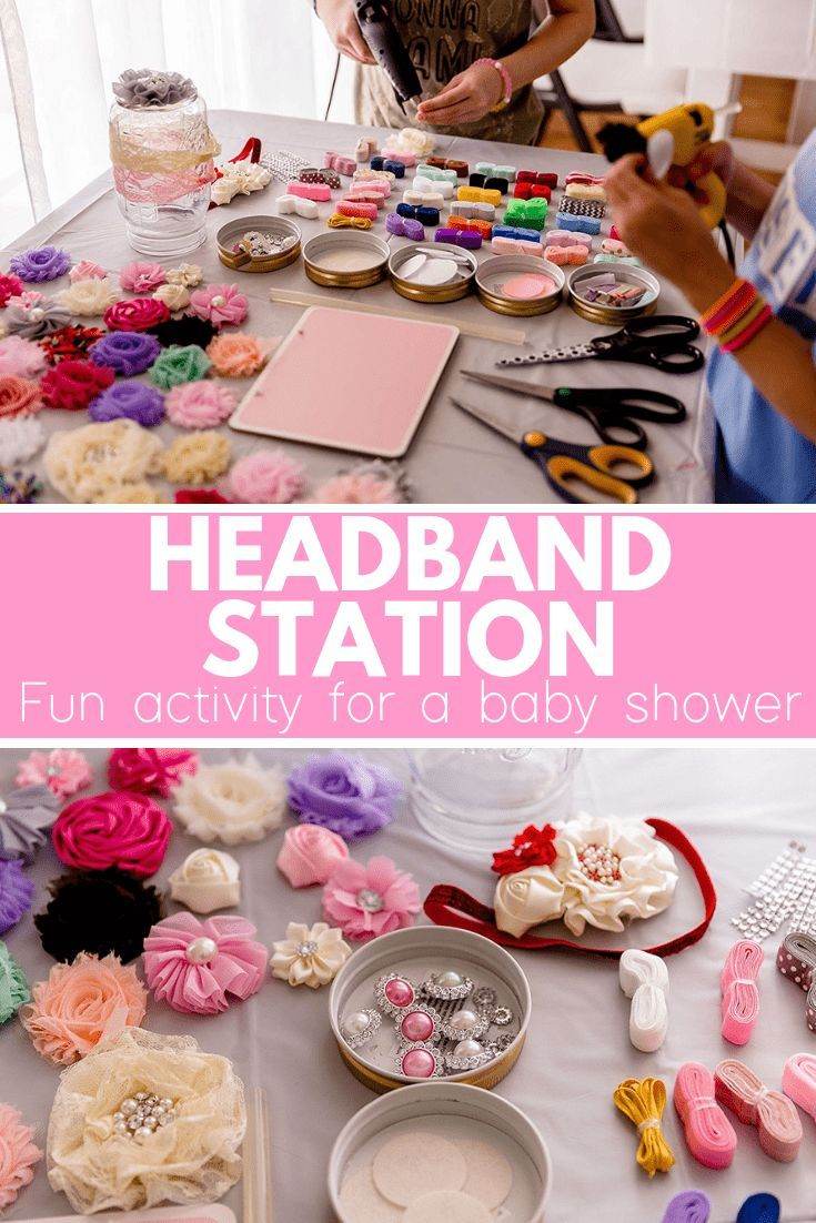 How to Throw a FUN Baby Shower Without Playing Games