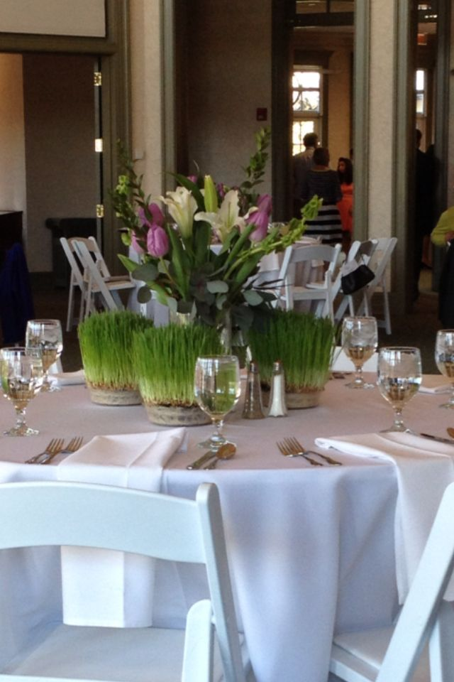 Simple But Beautiful Wedding Tables