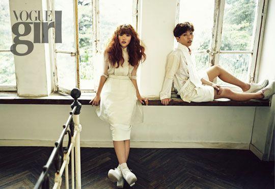 YG FAMILYY — Akdong Musician for Vogue Girl (July) Magazine!
