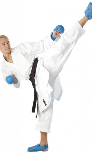 The TOKAIDO Hayate Gi is made in Japan, with both cotton and polyester in equal measures. This super-lightweight 8oz gi is an excellent choice for Kumite specialists and Competitors. Made In Japan Traditional European Cut with long arms and short skit. Breathable mesh for quick drying and comfort. 8oz – 50% Cotton and 50% Polyester Trousers with drawstring waistband Pre Shrink Technology (shrink rate 5%) Ideal for fast kumite techniques.