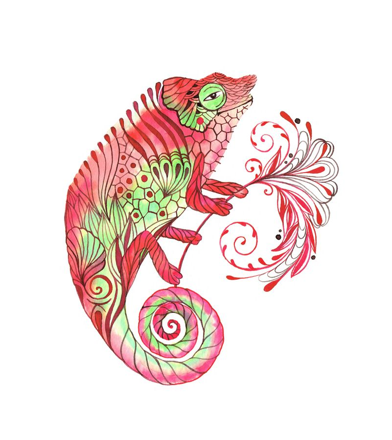 Chameleon Tattoo Finder: Chameleon Tattoo - Google Search